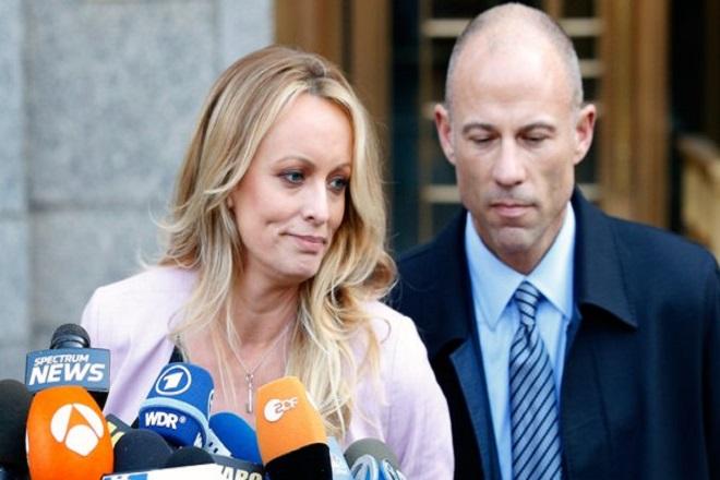 Συνελήφθη ο δικηγόρος της Στόρμι Ντάνιελς