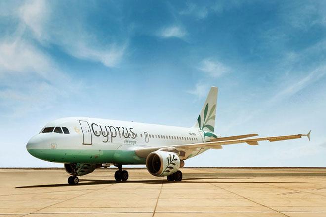 Με καθημερινές πτήσεις συνδέει η Cyprus Airways Αθήνα και Λάρνακα
