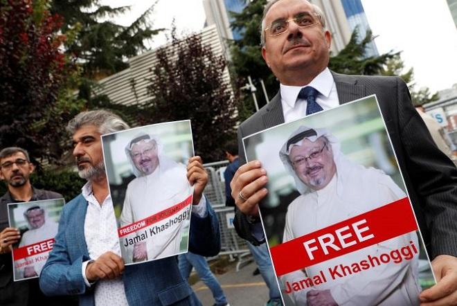 Αντιμέτωποι με τη θανατική ποινή πέντε Σαουδάραβες για την υπόθεση Κασόγκι