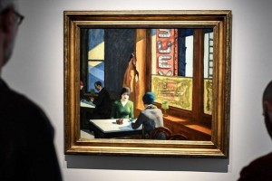 Chop Suey Edward Hopper christie's