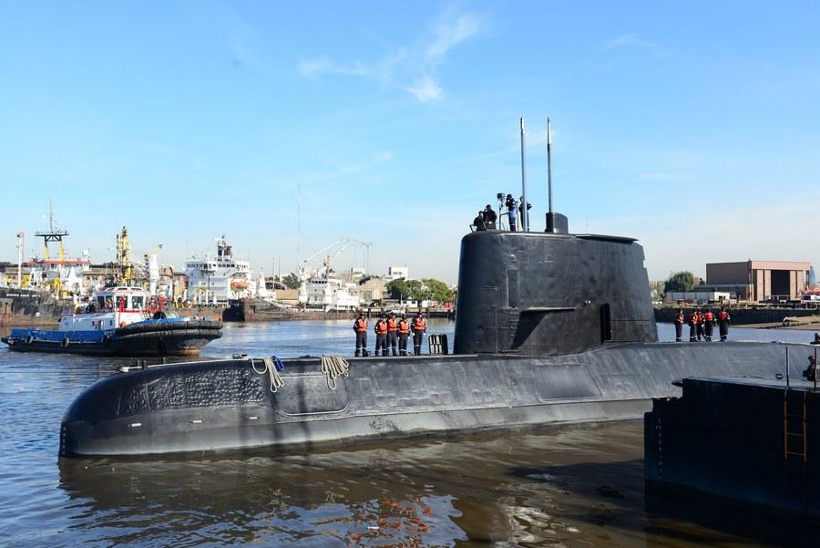 Βρέθηκε μετά από έναν χρόνο το χαμένο υποβρύχιο της Αργεντινής