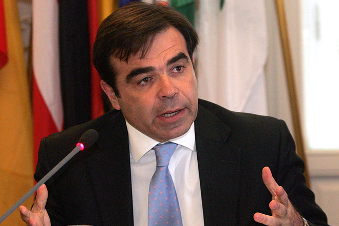 Politico: Ο Μαργαρίτης Σχοινάς νέος Έλληνας επίτροπος στην Κομισιόν