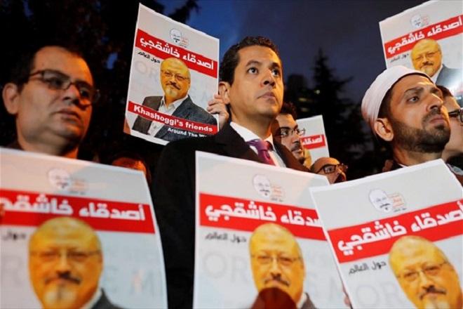 Ένταλμα σύλληψης για δύο Σαουδάραβες αξιωματούχους για την υπόθεση Κασόγκι