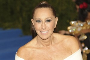 epa05940051 Donna Karan arrives on the red carpet for the Metropolitan Museum of Art Costume Institute's benefit celebrating the opening of the exhibit 'Rei Kawakubo/Comme des Garcons: Art of the In-Between' in New York, New York, USA, 01 May 2017. The exhibit will be on view at the Metropolitan Museum of Art's Costume Institute from 04 May to 04 September 2017.  EPA/JUSTIN LANE