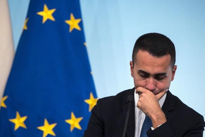 Ντι Μάιο: Οι Βρυξέλλες δεν μπορούν να μας ζητούν τη «σφαγή» των Ιταλών