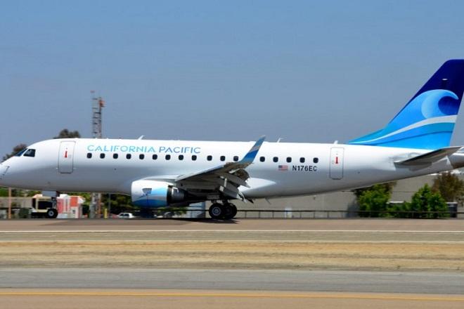 Μια νέα startup αεροπορική εταιρεία «άνοιξε» τα φτερά της στο Σαν Ντιέγκο