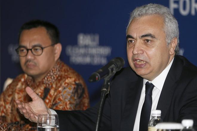Έκκληση για «κοινή λογική» από τον Διεθνή Οργανισμό Ενέργειας στις πετρελαιοπαραγωγές χώρες