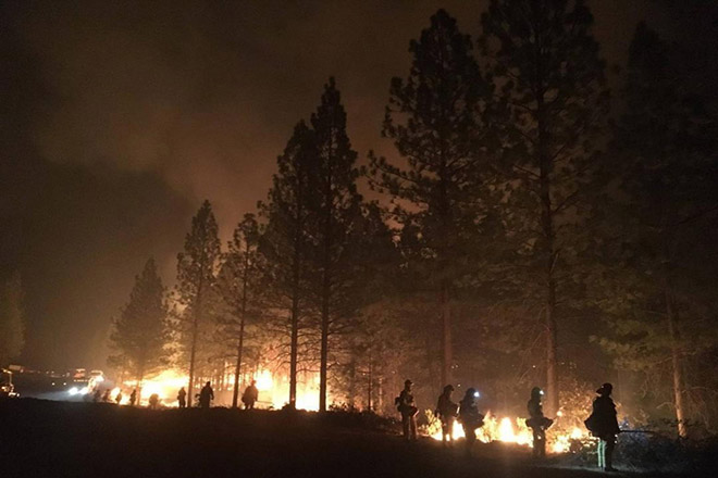 Θρήνος στις ΗΠΑ για τα θύματα της φονικής πυρκαγιάς στην Καλιφόρνια – Τουλάχιστον 993 αγνοούμενοι