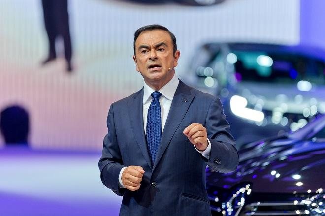 Συνελήφθη ο πρόεδρος της Nissan Κάρλος Γκοσν