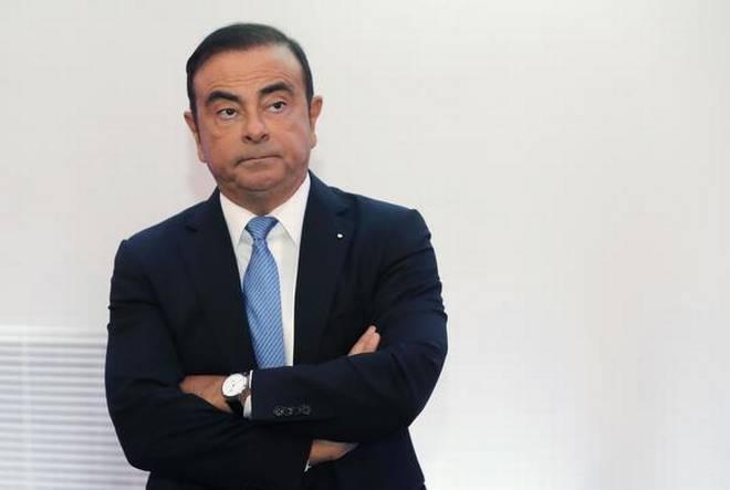 Υπόθεση Nissan: 44 εκατ. δολάρια δεν δήλωσε ο πρόεδρος της εταιρείας