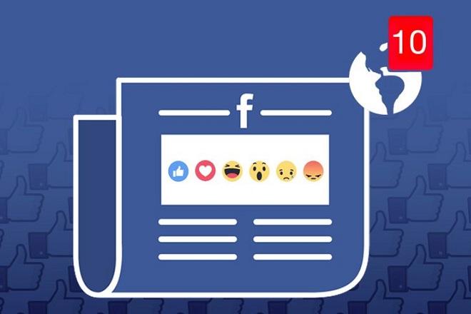 Το Facebook ρίχνει έξι εκατομμύρια δολάρια σε εκπαίδευση δημοσιογράφων για τη μάχη κατά των fake news
