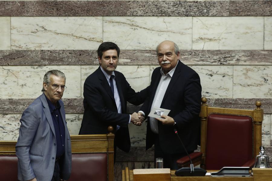 Πώς άνοιξε η συζήτηση στη βουλή για τον προϋπολογισμό