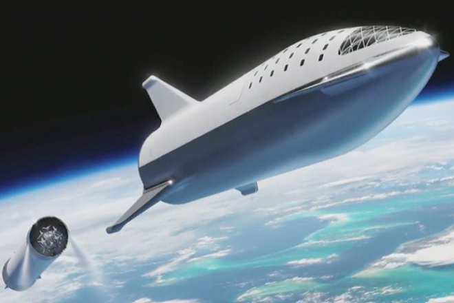 Και το όνομα του σκάφους της SpaceX που θα ταξιδέψει στον Άρη είναι….