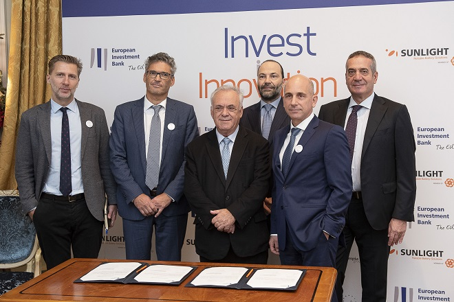 Χρηματοδότηση 12,5 εκατ. ευρώ από την ΕΤΕπ στην Sunlight