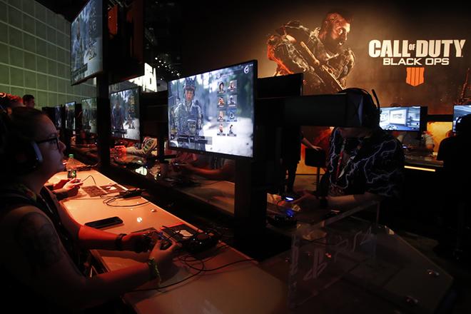 «Βασιλιάς» του 2018 στον κόσμο των video games το Call of Duty: Black Ops 4
