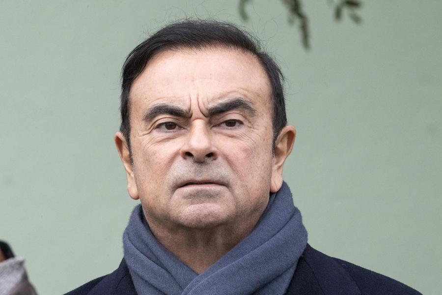 Αθώος δηλώνει ο πρώην πρόεδρος της Nissan, Κάρλος Γκοσν