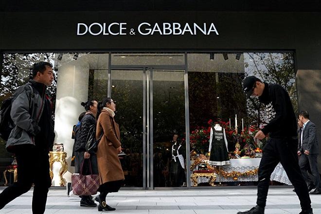 Ο οίκος Dolce & Gabbana στη μάχη κατά του κορωνοϊού