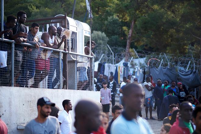 FAZ: «Νέα προσφυγική κρίση με προαναγγελία»