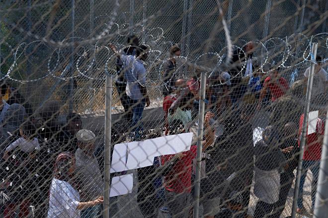 Διεθνής Αμνηστία προς Τσίπρα: «Απελπιστική» η κατάσταση των προσφύγων στα νησιά του Αιγαίου