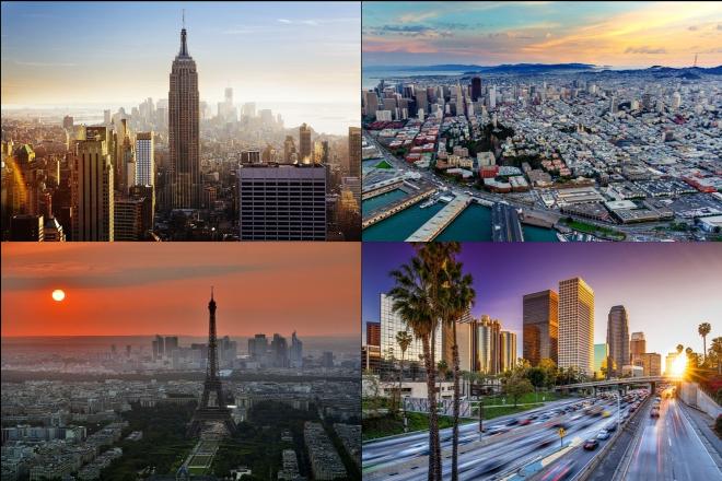 Οι δέκα πιο τεχνολογικά προηγμένες πόλεις του κόσμου για το 2018