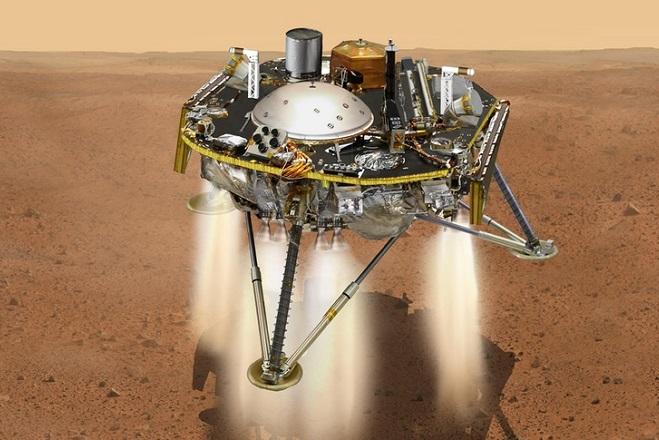 O ρομποτικός «σεισμολόγος» InSight της NASA έτοιμος για προσεδάφιση στον Άρη