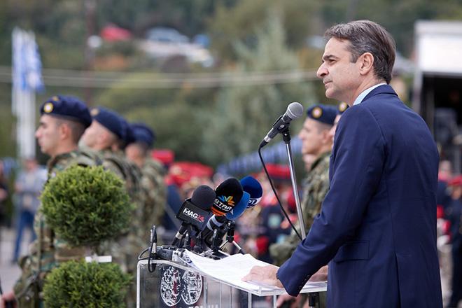 Μητσοτάκης: «Θα νικήσουν η αλήθεια, η υπευθυνότητα και η ενότητα των Ελλήνων»