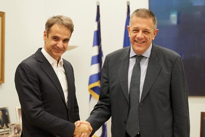 Ο Νίκος Ταχιάος είναι ο «εκλεκτός» της ΝΔ για το δήμο Θεσσαλονίκης