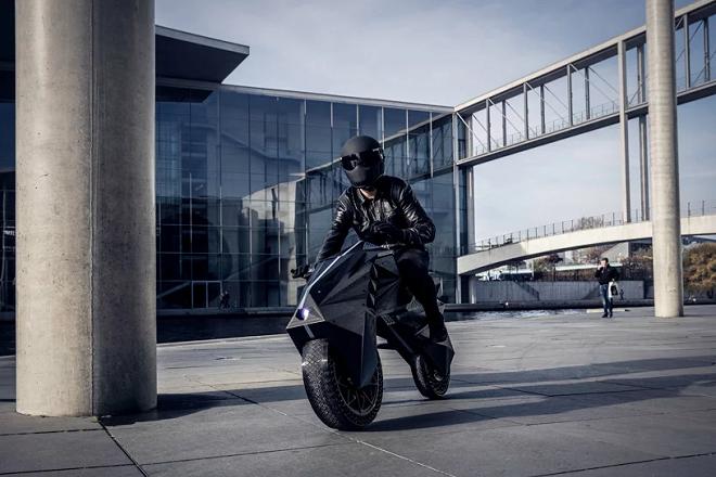 Η πρώτη ηλεκτροκίνητη μοτοσικλέτα από τρισδιάστατο εκτυπωτή (Βίντεο)