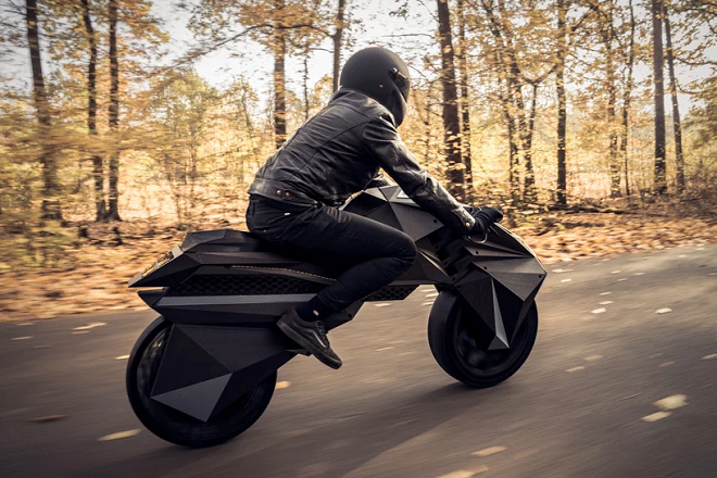 3d printed motorcycle 2