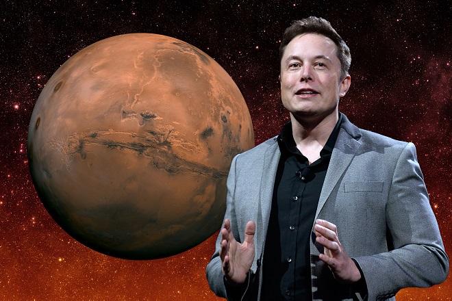 Μετακόμιση στον Άρη σκέφτεται ο Έλον Μασκ