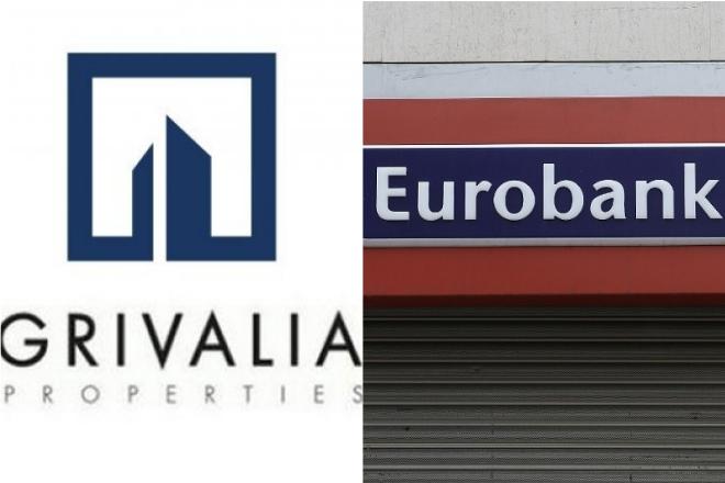 «Πράσινο φως» από την Κομισιόν στη συγχώνευση Eurobank-Grivalia Properties