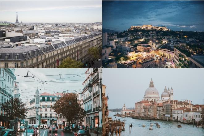 Οι δέκα καλύτερες ευρωπαϊκές πόλεις για τις χειμερινές σας διακοπές