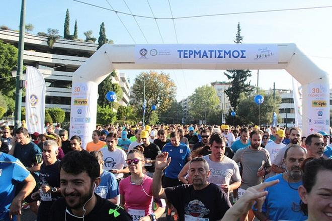 Την Κυριακή ο 32ος Γύρος της Αθήνας – Μέχρι το βράδυ της Παρασκευής οι ηλεκτρονικές εγγραφές