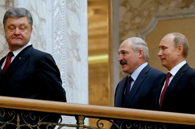 Επί ποδός πολέμου Ρωσία και Ουκρανία