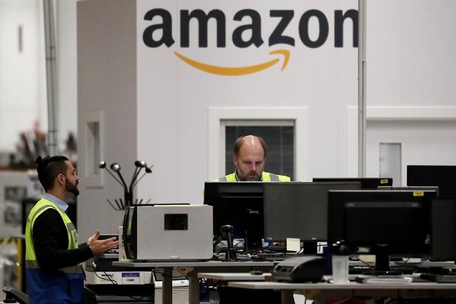 Η Cyber Monday έκανε τον Τζεφ Μπέζος πλουσιότερο κατά 6,28 δισ. δολάρια