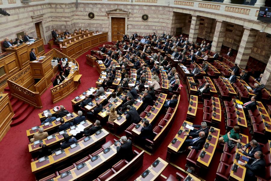 Πέρασαν με ευρεία πλειψηφία από τη βουλή οι τροπολογίες για μείωση ΕΝΦΙΑ, φορολογίας επιχειρήσεων και μέρισμα