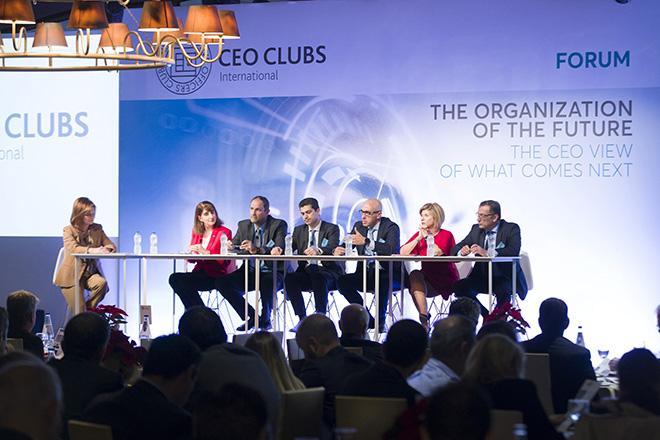 O OTE στο CEO Clubs Forum 2018: Tο εργασιακό περιβάλλον στην «επιχείρηση του μέλλοντος»