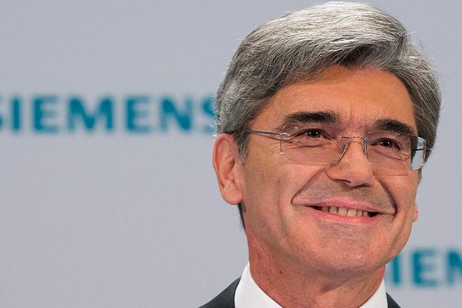 Πόσα έβγαλε το 2018 ο CEO της Siemens