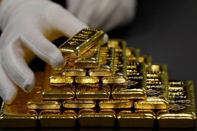 Ο χρυσός είναι ο νέος βασιλιάς των αγορών