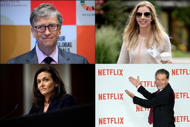 Σε αυτά τα μέρη έρχονται οι καλύτερες εμπνεύσεις των διασημότερων επιχειρηματιών του κόσμου
