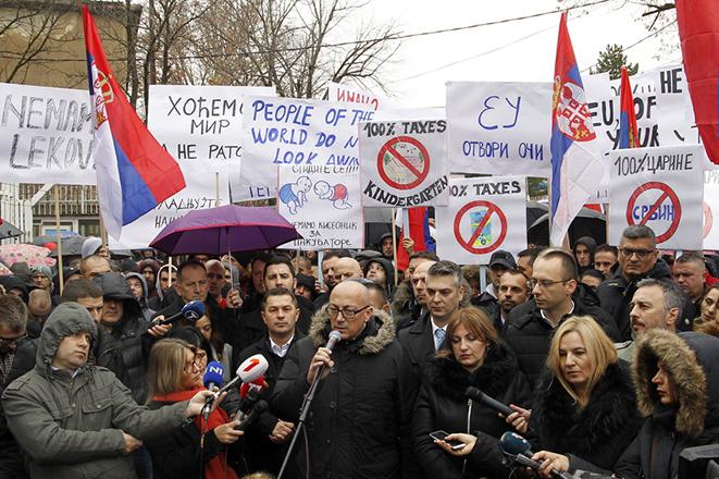 «Καζάνι που βράζει» για άλλη μια φορά το Κόσοβο