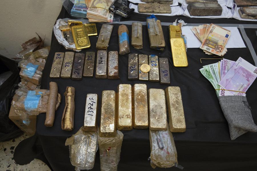Υπόθεση χρυσού: Κατηγορία για διακίνηση «λαθραίων εμπορευμάτων» θα αντιμετωπίσουν οι κατηγορούμενοι