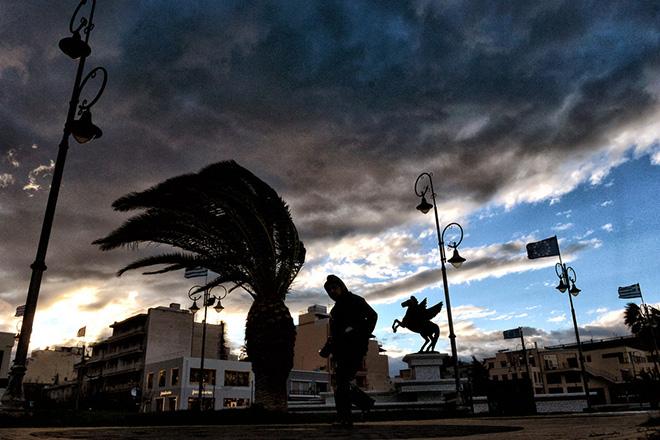 Έκτακτο δελτίο επιδείνωσης του καιρού- Τι συμβουλεύει η ΓΓ Πολιτικής Προστασίας
