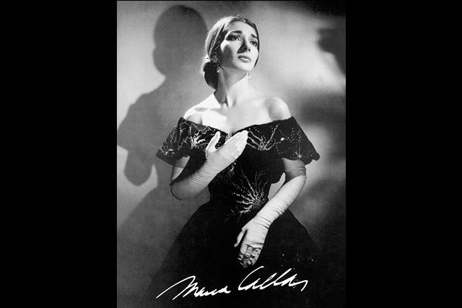 Το «φάντασμα» της Μαρίας Κάλλας στοιχειώνει το Παρίσι