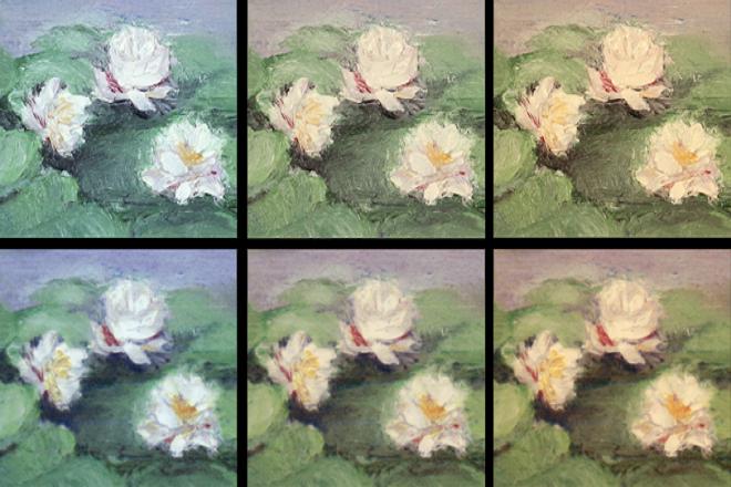 «Έξυπνο» σύστημα αναπαράγει πίνακες ζωγραφικής με 3D printing
