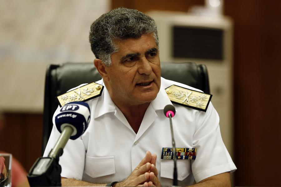Αρχηγός ΓΕΝ: Κάθε βράδυ γίνεται πόλεμος στο Αιγαίο