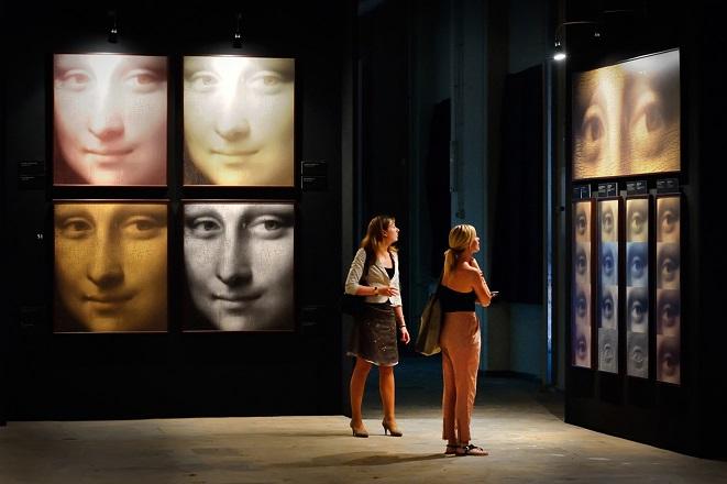 «Leonardo Da Vinci- 500 Years of Genius» στο Παλιό Αμαξοστάσιο του ΟΣΥ