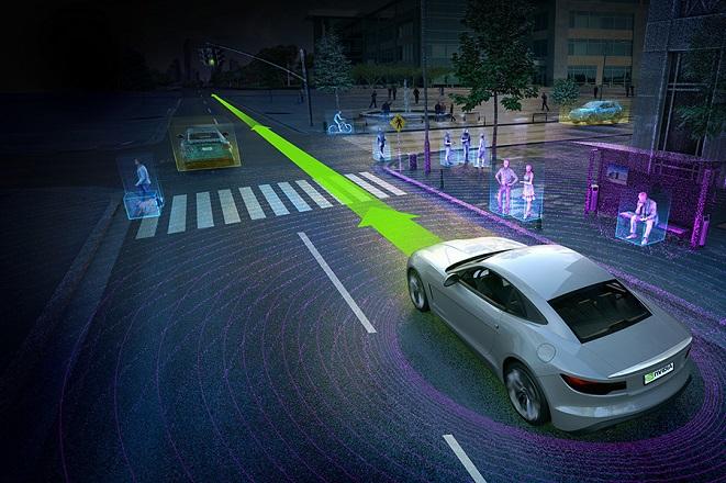 H Nvdia επιστρέφει στην επιτυχία μέσω της αυτόνομης οδήγησης
