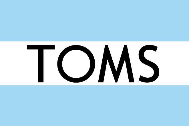 Η Toms λέει «όχι» στη βία που συνδέεται με την οπλοκατόχη
