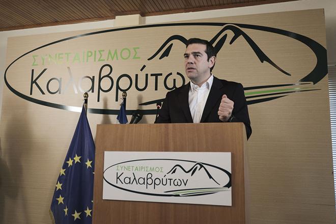 Τσίπρας: Ανάγκη για έμπρακτη στήριξη των αγροτών και της παραγωγής ποιοτικών ελληνικών προϊόντων